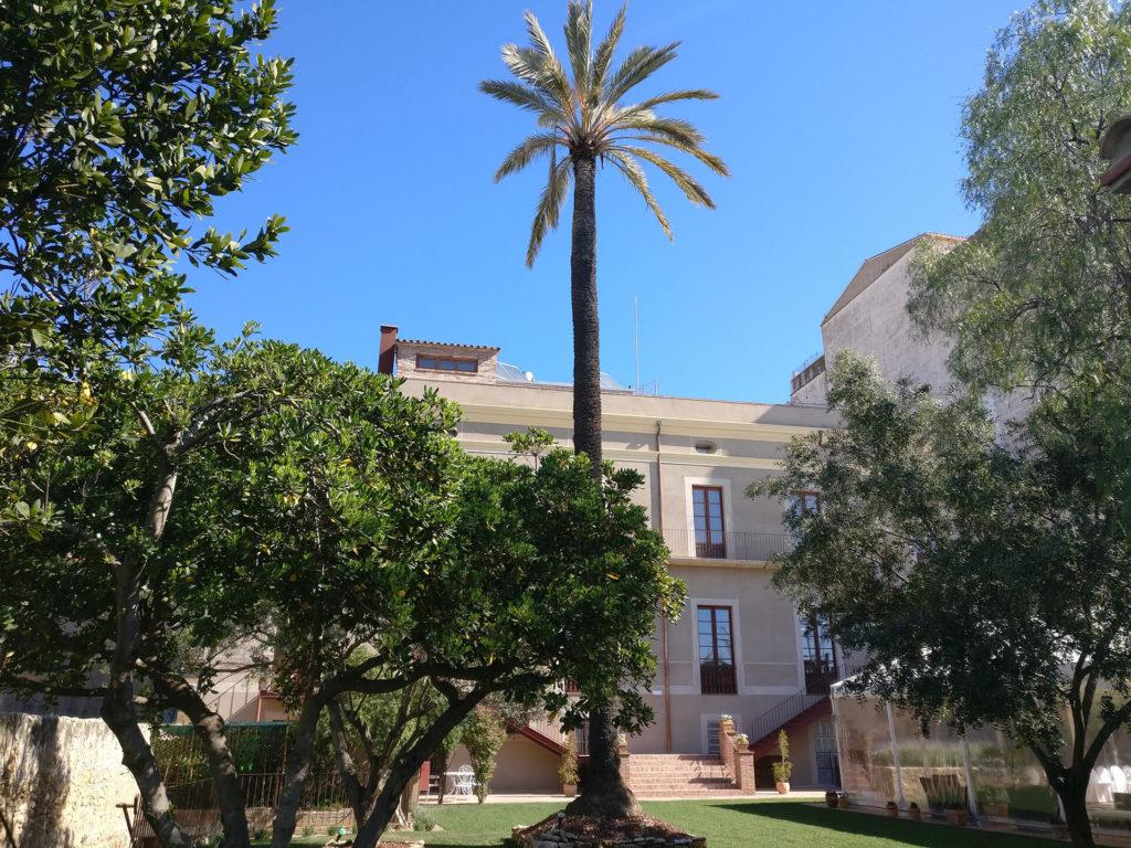 Jardines Casa Joan Miret
