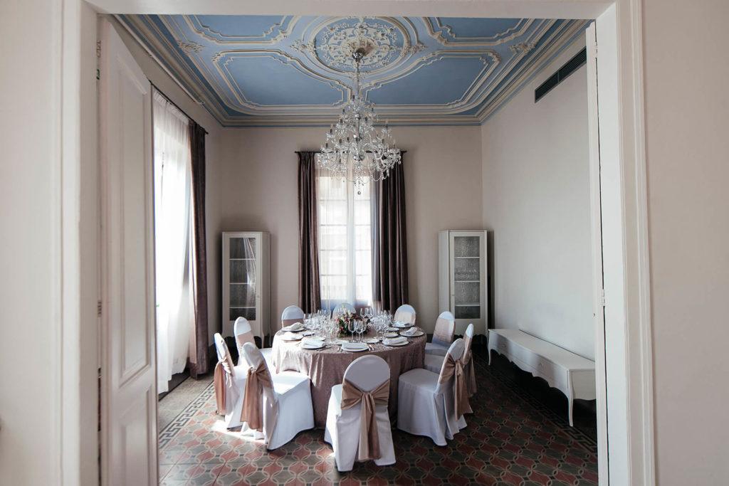 Espacios con en canto en Tarragona para bodas y reuniones