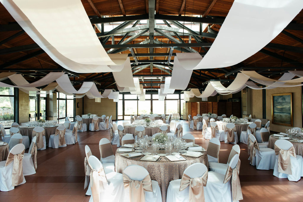 Salones boda Castillo Tamarit